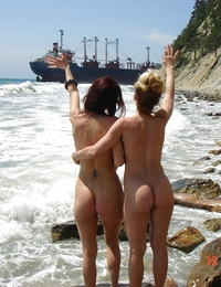 Stolen nudism and naturism..