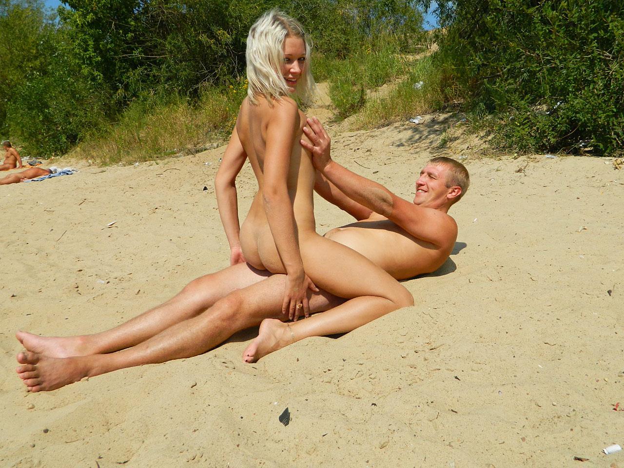 Секс на море русских 3 фотография