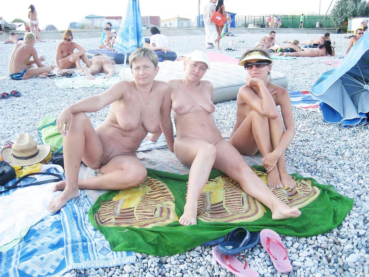 Тётка нудистка натуристка секс на пляже фото 19 фотография