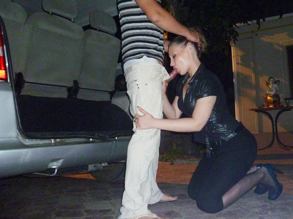 My Wife Sucking My Dick