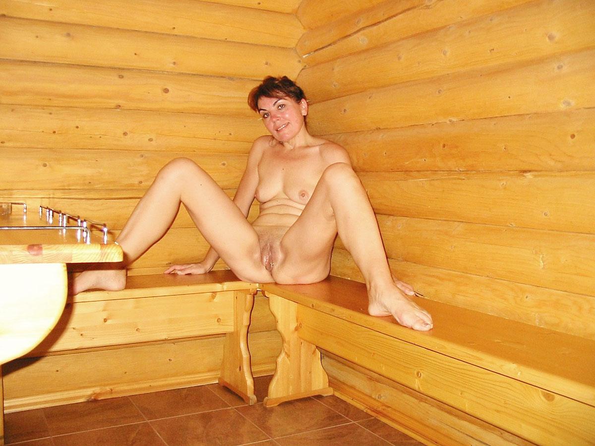 Русские женщины в бане 12 фотография